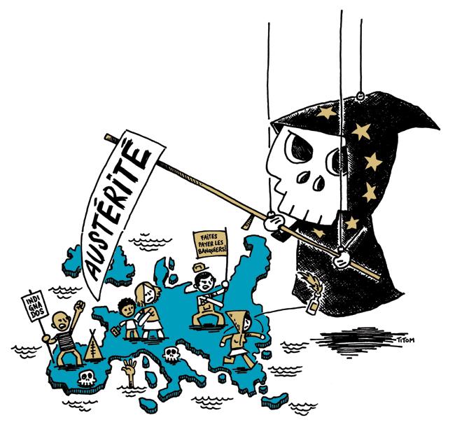 Non, l'austérité ne rassure pas nos créanciers