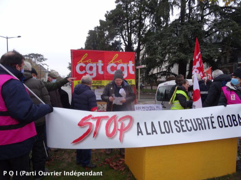 P O I (Parti Ouvrier Indépendant)