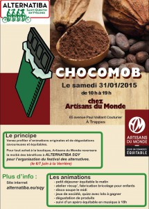Affiche CHOCOMOB