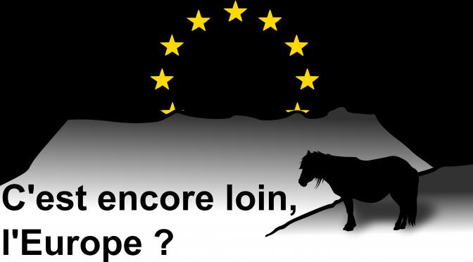 Débat public sur l'Europe : un constat amer